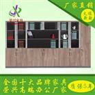 荣兴_龙城文件柜_坪地板式文件柜厂_南澳实木文件柜定做