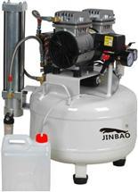 Yunfu mute oil free compressor