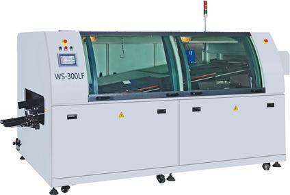 WS-300LF仪表无铅波峰焊