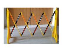 伸缩护栏,塑料伸缩围栏,施工伸缩断绝栏,中路达厂家直销