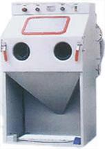 箱式喷砂机,手动普压式喷砂机