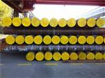 现货18CrNiMo7-6机车齿轮锻造①圆钢