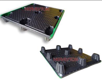 进口美国中空吹塑托盘-1210