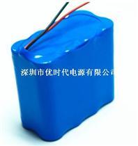 调运读卡器锂电池7.4V 6600mAh