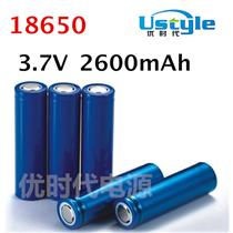 2600mAh足容18650 锂离子电池可串联并联,厂家配好对出货