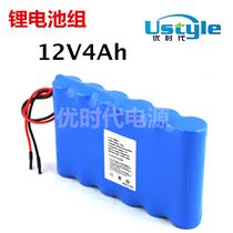 高性价比替代铅酸蓄电池   12V4Ah