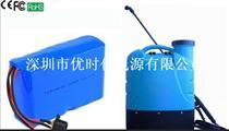 农业机械专用锂电池_喷药机电池 12V7AH