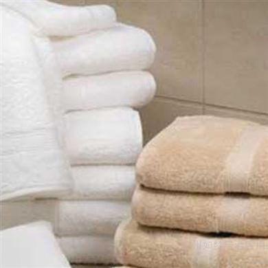 正品宾馆酒店纯棉白毛巾 洗脸美容毛巾