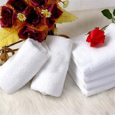 巾美佳毛巾 厂家直销 无捻竹 绣小花童巾 可爱吸水儿童面巾