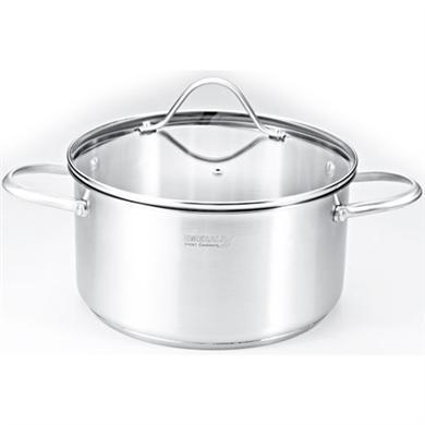 德国工艺不锈钢多功能汤锅厨具
