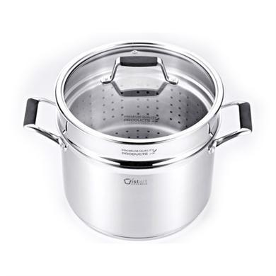 2014新款不锈钢蒸锅