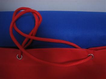 加粗绳手提袋