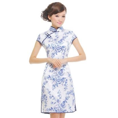 改良时尚 中国风