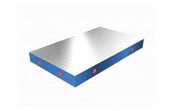 铝型材检验平台2