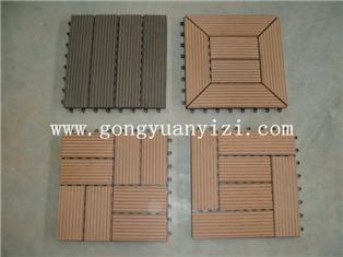 拼裝木塑地板_DIY塑木地板廠家_簡易拼裝木塑地板_DIY拼裝木塑地板廠家 025