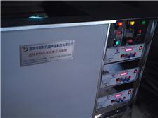 非标單槽高頻超聲波清洗機