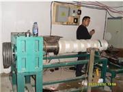 水(干)料造粒机电磁加热节能改造