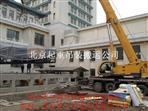 北京专业吊装队伍提供大型设备起重吊装服务