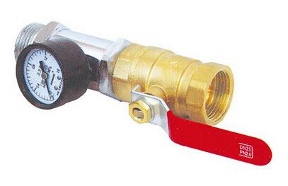 水喷淋末端试水装置图片