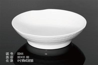K044    8寸浅式面碗