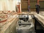 北京順義機組空調發電機組坡道搬運卸車服務坡道搬運設備