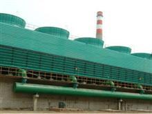 大型工業型逆流冷卻塔