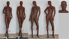 女装橱窗模特54
