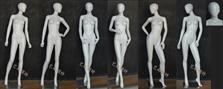 女装橱窗模特57
