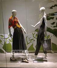 女装橱窗模特68