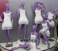 女装橱窗模特87
