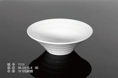 T110    12寸螺纹碗