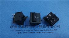 船型开关+KCD108-4P-F【CQC+CE认证】