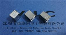 USB BF焊线式母座