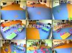 幼儿园监控实景画面
