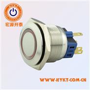 25mm金属按钮开关PBM25-13M-FS-RR12-S5S(X3)