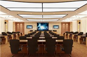 會議室設計效果圖