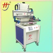 广东丝印机dongguan hengjin precision glass screen printer, precision screen printing machine,auto silk sc
