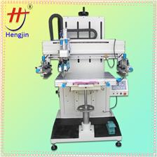 工作台升高丝印机Precision semi-auto square screen printing machine,silk printer, silk screen printer