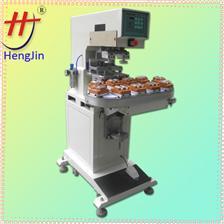 移印机precision pad printing machines china,two color pad printing machine with conveyor,pad printing