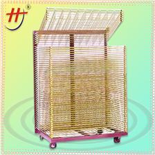 干燥架screen printer drying rack for drying products