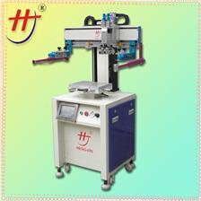 东莞丝印机precision automatic touch panel silk screen printing machine in Hengjin