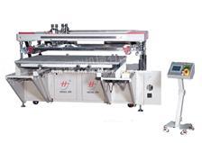 大型四柱丝网印刷机/跑台式网版印刷机