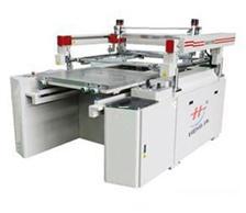 四柱跑台式丝网印刷机