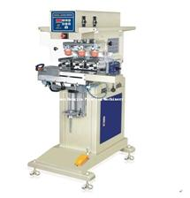 恒锦移印机HP-160C Pneumatic 3 colors shuttle pad printing machine