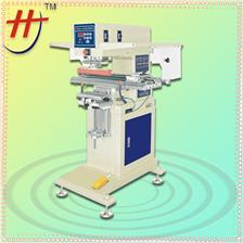 东莞恒锦生产油盅移印机HP-160YX Single color ink cup horizontal moving pad printing machine
