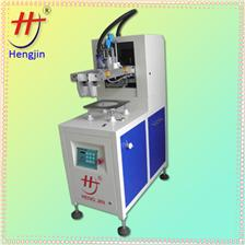 气球图案丝印机HS-1515 Pneuamtic latex balloon screen printing machine