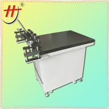 手动吸气丝印台precision manual screen printing machine, manual screen printer, manual silk screen printing