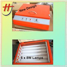 树脂板晒板机LT-280S Mini pad printing polymer plate uv exposure machine