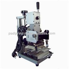 手动烫金机专烫PVC卡片LT-110 Manual Hot Foil Printing Machinery