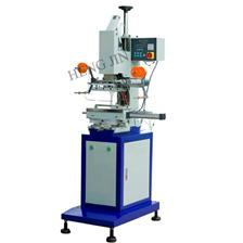 曲面烫金机HH-195S semi-automatic flat/cylindrical hot stamping machine